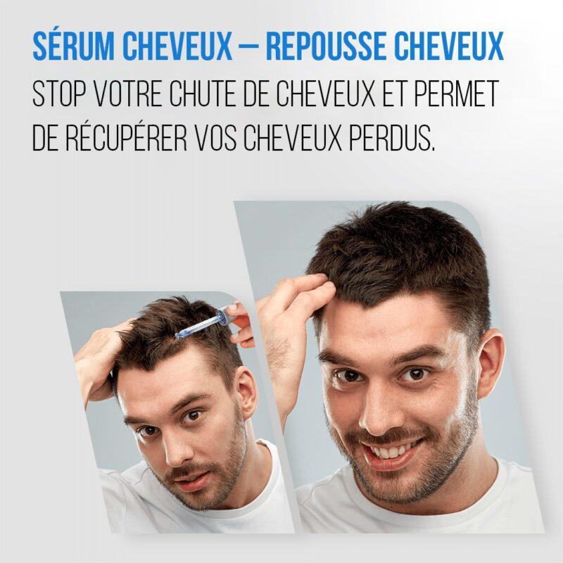 Sérum Cheveux